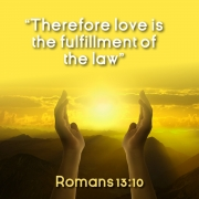 The love is the grace of God