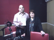 Interview in Radio Fm Signs 92.5
