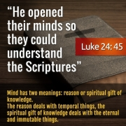 What is the gift of knowledge in the bible